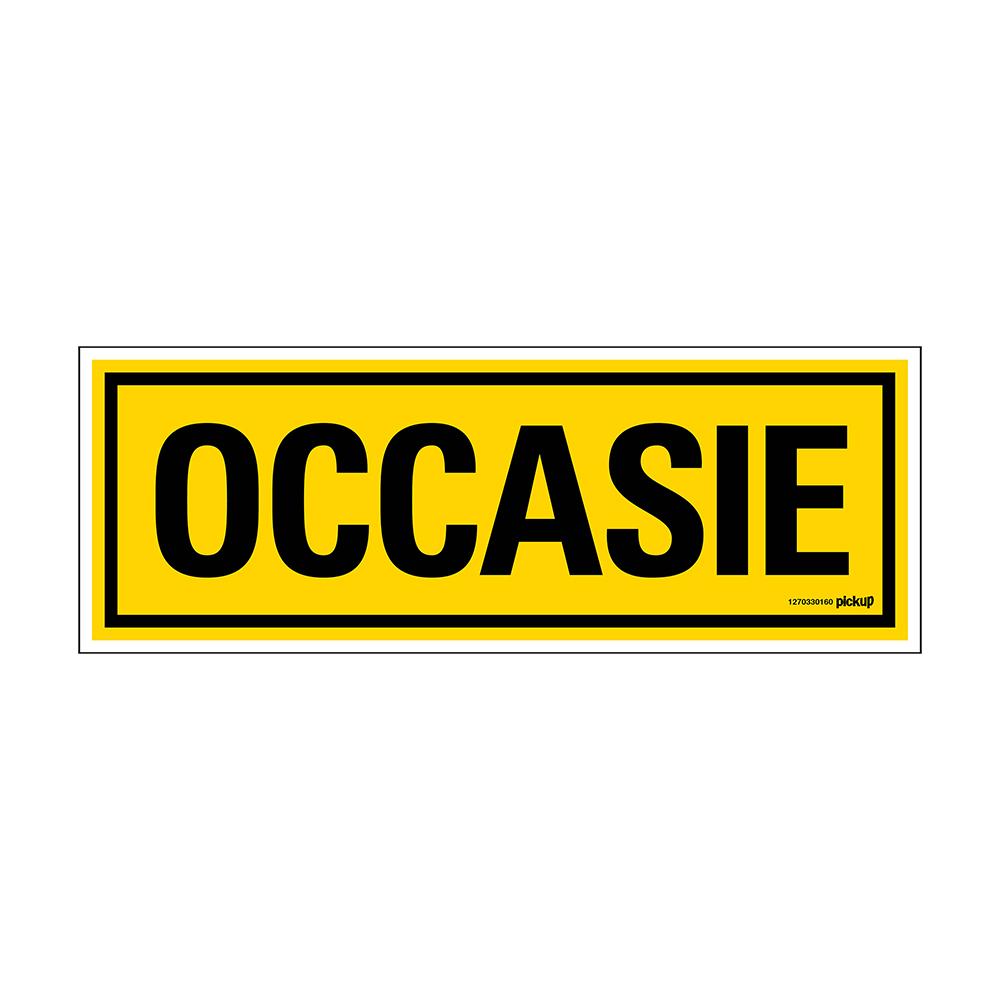 Bord 33x12cm - Occasie