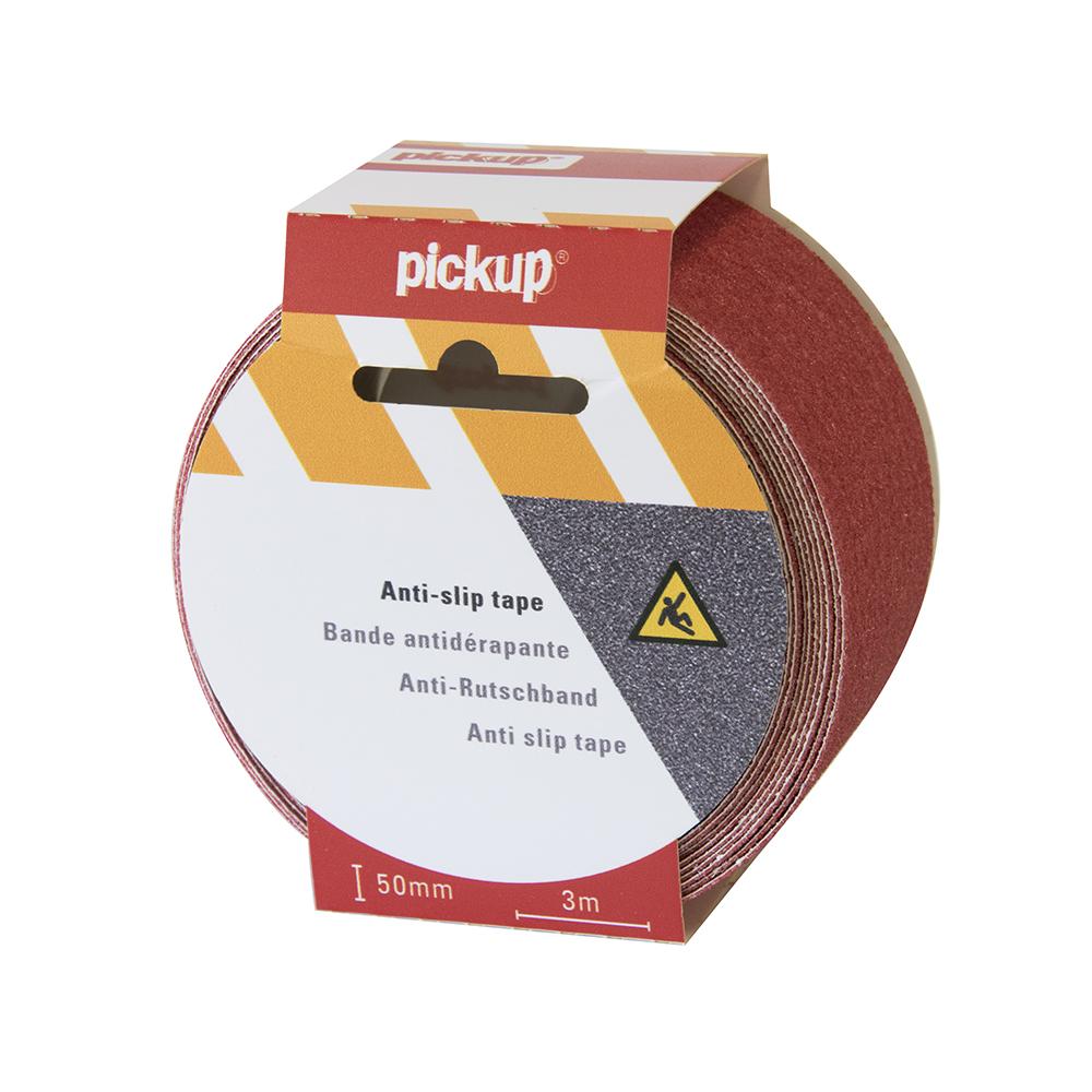 Antislip tape rood - 3 mtr x 5 cm