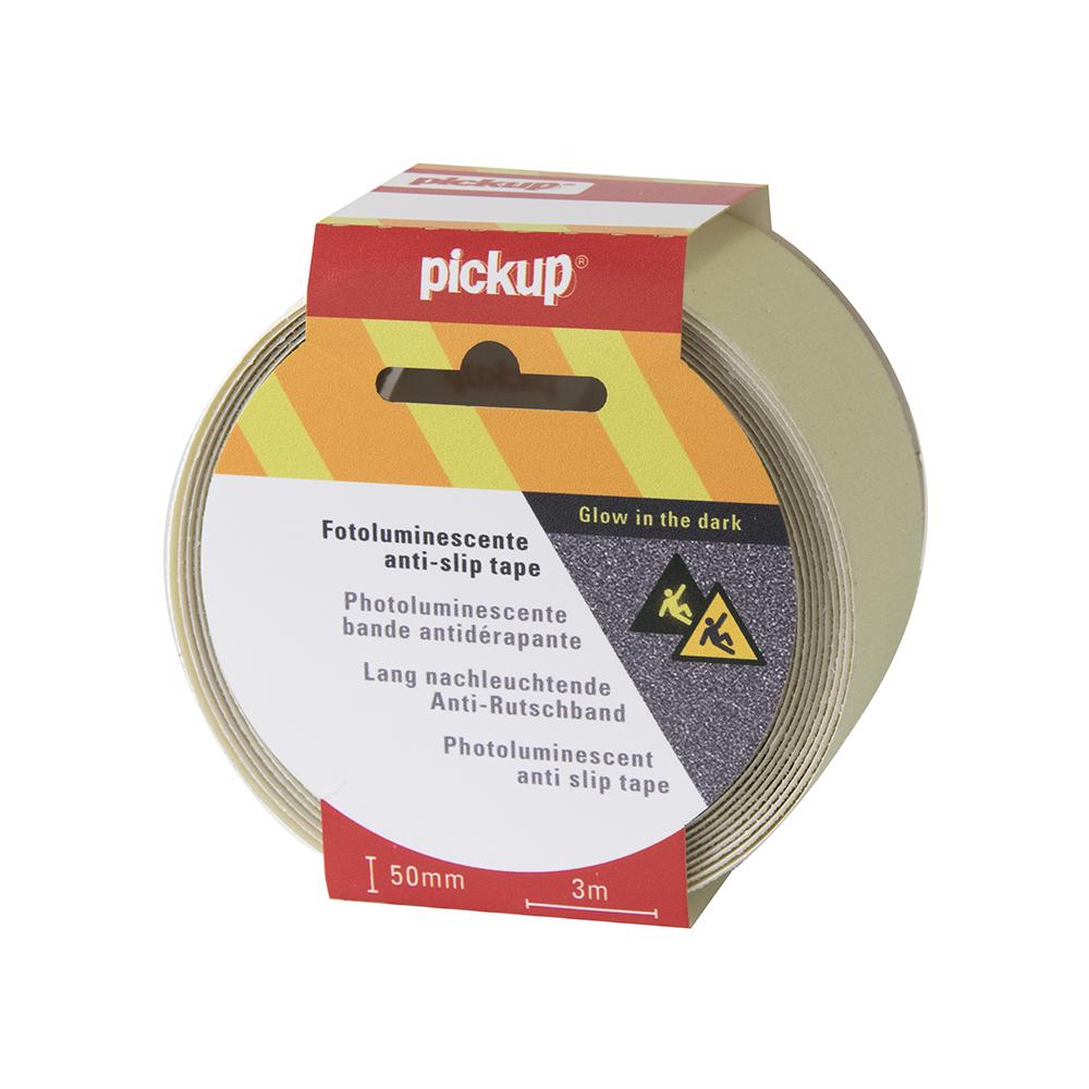 Antislip tape fotoluminiscent - 3 mtr x 5 cm