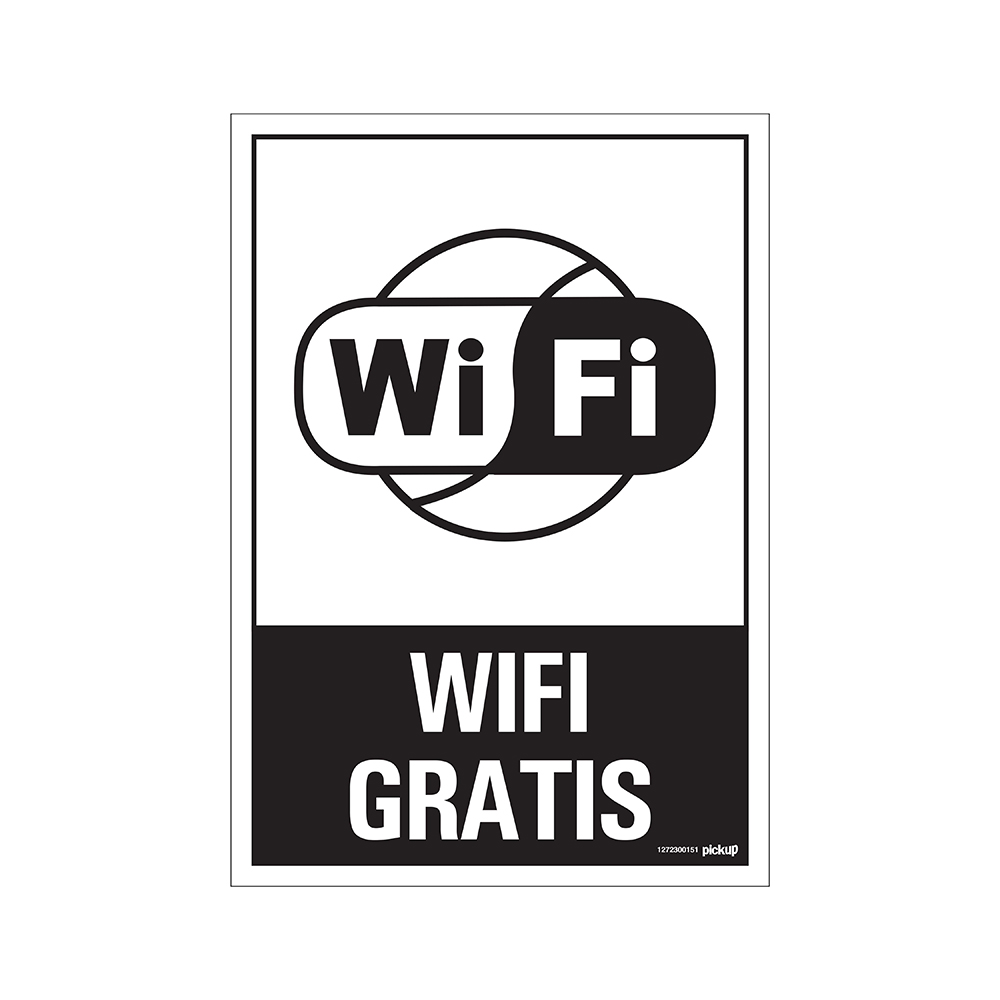 Bord 23x33cm Combinatie - WiFi gratis
