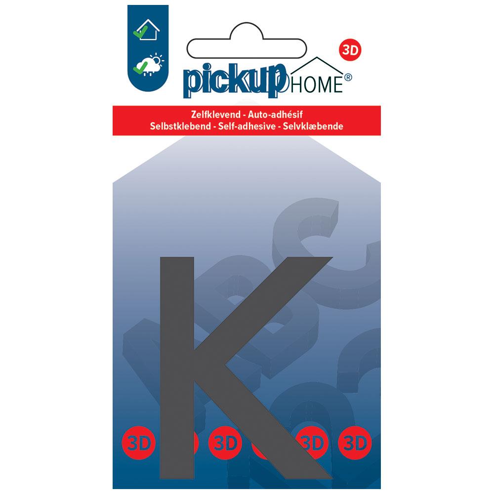 Pickup 3D Home Lima 60 mm grijs K - zelfklevend