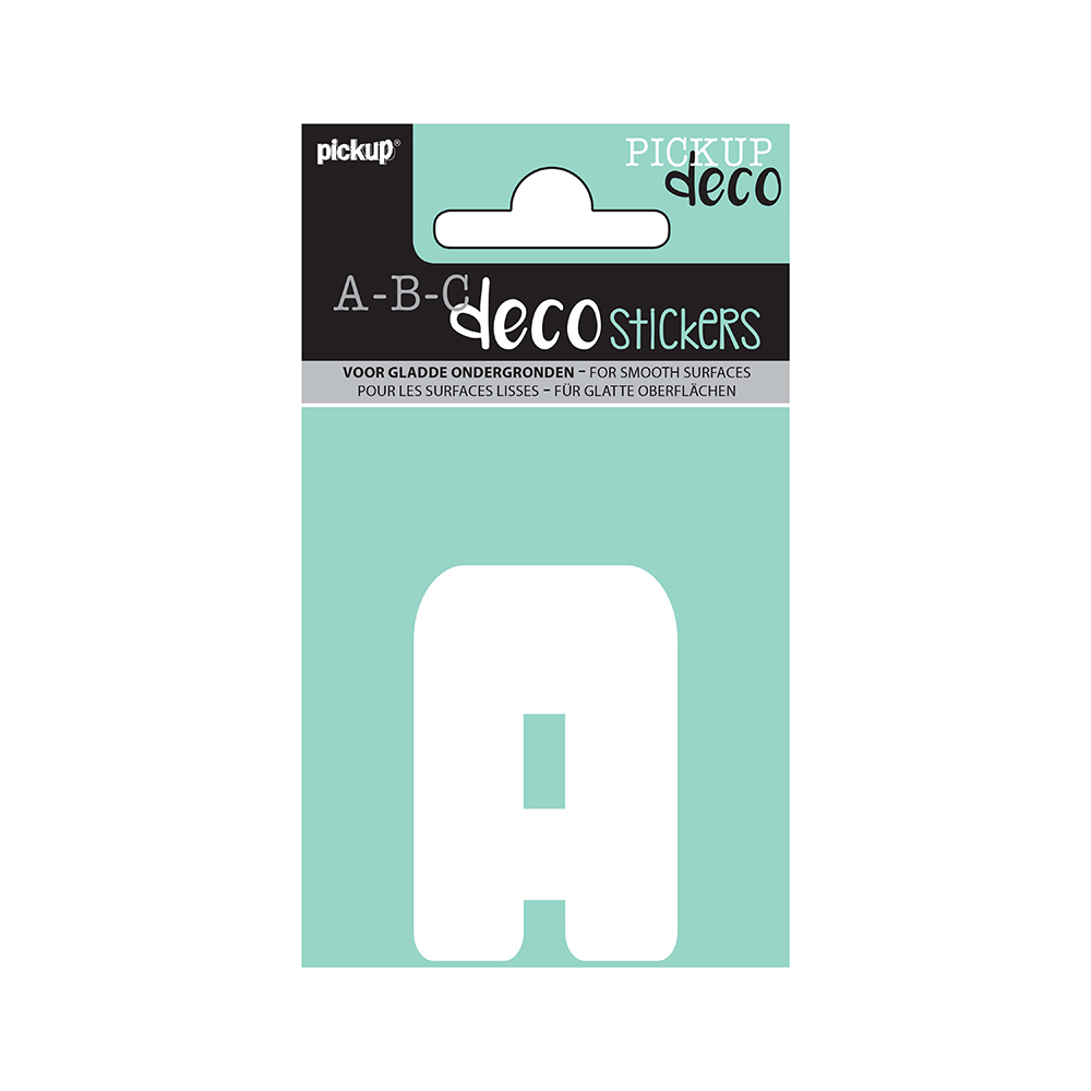 Decoletter Anna 60 mm - wit A