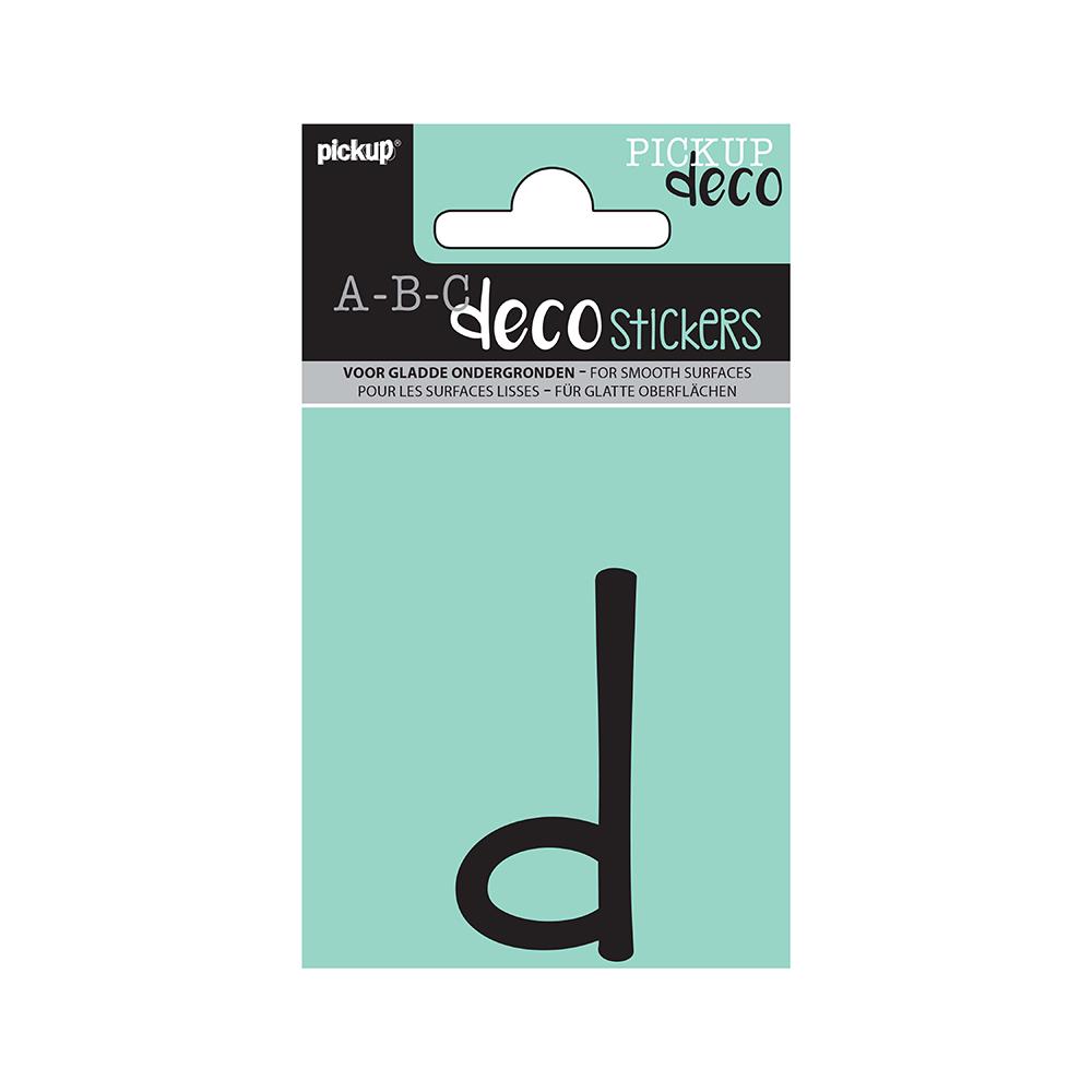 Pickup Decoletter Mila 60 mm - zwart d