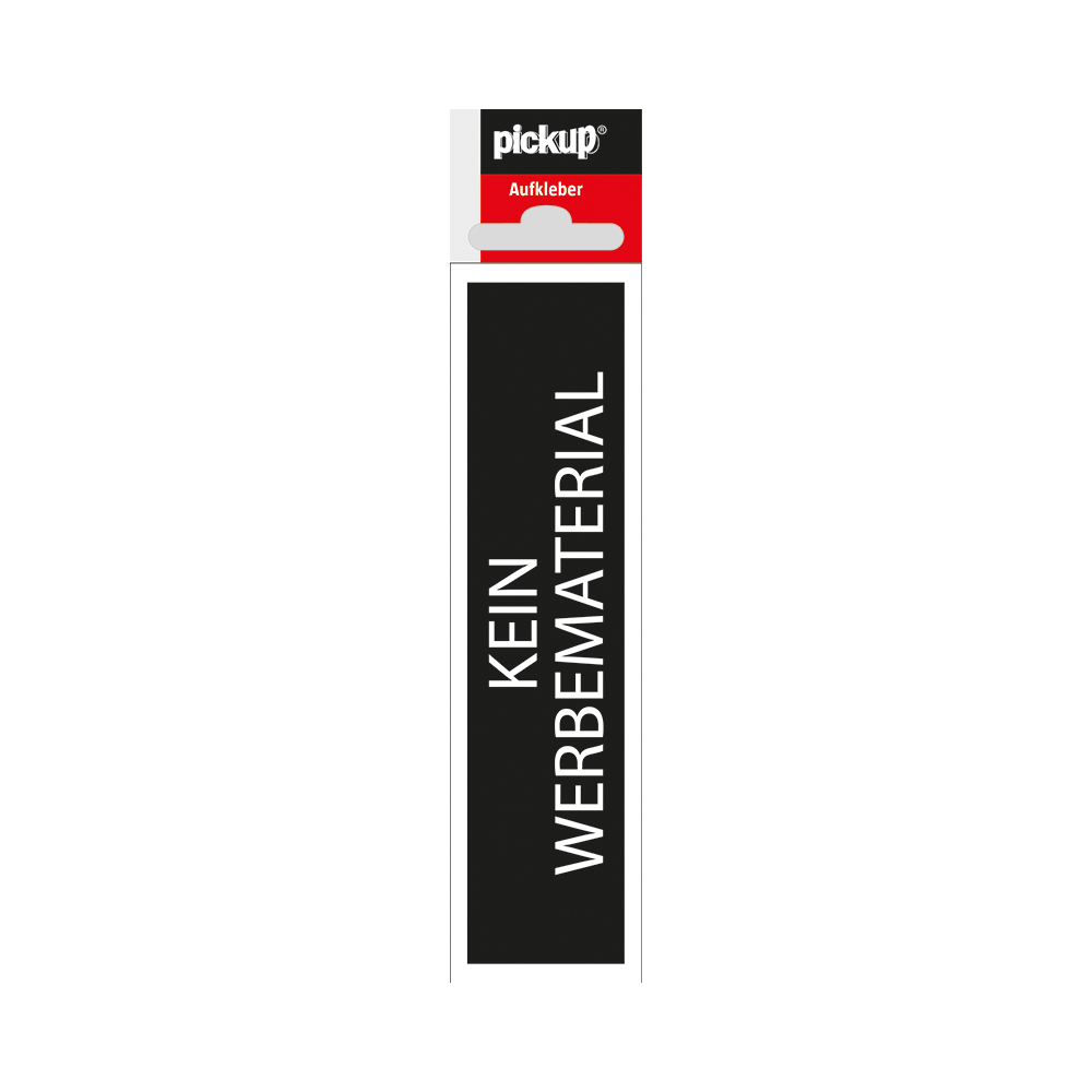 Pickup Route Alulook 165x44 mm KEIN WERBEMATERIAL