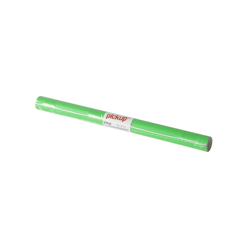 Vinylrol groen 30x100cm - 95694037